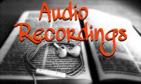 Audio Recordings jpg
